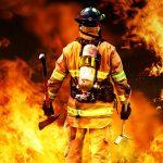 آتش سوزی یکی از بازار های شهر مشهد مهار و اطفاء شد