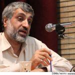 مشهد حوزه ارتباطی و بیانی ایران است