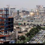 نابودی تمام آثار فرهنگی اطراف حرم و ساخت ۳۰۰ ساختمان بی هویت