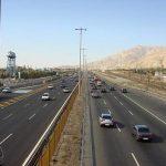 میزان تخلفات و متوسط سرعت رانندگان در محورهای منتهی به مشهد اعلام شد
