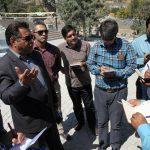 ۱۰ هکتار از بوستان ملی چهل بازه در آستانه بهرهبرداری است