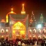 تشریح برنامههای جشن عید غدیر در حرم مطهر رضوی