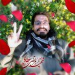 استقبال از پیکر مطهر شهید مرتضی عطایی(ابوعلی) در فرودگاه مشهد