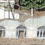 مهدیه قدیمی مشهد ۳۰۰ روز در غربت