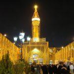 مشهد کانون گردشگری حلال در کشور است