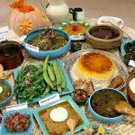 برپایی جشنواره سفره ایرانی در مشهد