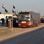 سرویسدهی به ۱۵۰ هزار زائر حسینی در عراق/ حمل و نقل ۳۵ هزار زائر در روز