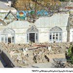 مجوز میراث فرهنگی برای تخریب میراث عابدزاده