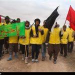 ۵۵۰۰ زائر پیاده وارد مشهد شدند؛ ۷۲۰۰۰ نفر در مسیر/ کمبود شدید برخی اقلام دارویی و غذایی