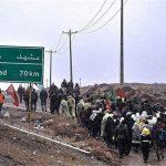 ثبتنام مدیران کاروانهای پیاده به مشهد از ابتدای مهرماه