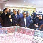نمایشگاه دایمی گوهرسنگ ها در مشهد افتتاح شد