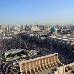 جشن عید سعید فطر در حرم امام رضا(ع) برگزار میشود