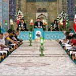 برنامه های قرآنی حرم رضوی در هفته دفاع مقدس تشریح شد