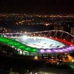 آمادگی ورزشگاه امام رضا (ع) برای برگزاری رقابت تیم های فوتبال بانوان در سطوح مختلف