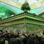 تشرف ۲۱۰۰ زائر زیارت اولی استان البرز به حرم مطهر رضوی