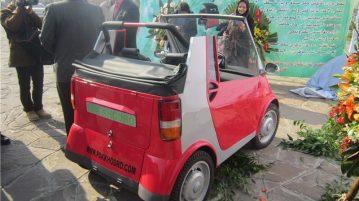 خودروی برقی