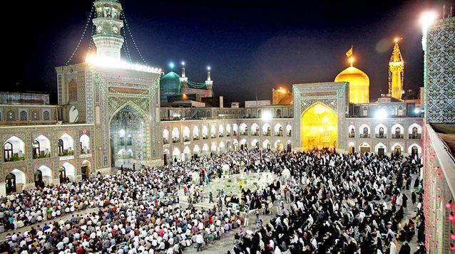 بیش از ۴ میلیون زائر وارد مشهدمقدس شدند