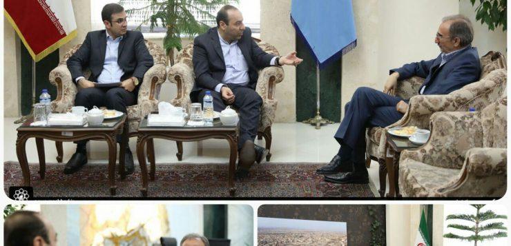 شهردار مشهد بر لزوم استفاده از ظرفیت نخبگان در حوزه شهری تاکید کرد