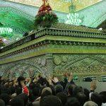 تشرف بیش از ۲۲۰ هزار زائر زیارت اولی محروم به حرم مطهر رضوی از ابتدای سال جاری
