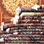 صادرات ۴۰۹ هزار دلار فرش دستباف در ۸ ماهه سال ۹۶