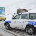 ۱۳۰تیم پلیس در نقاط حادثه خیز خراسان رضوى