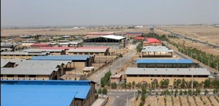شهرک صنعتی چناران