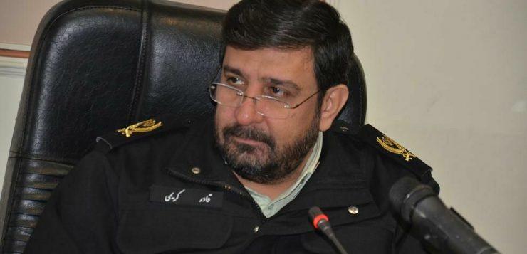 در اجرای رزمایش بزرگ اقتدار و امنیت در حاشیه شهر مشهد انجام شد: دستگیری ۲۴۹ معتاد، قاچاقچی، سارق و تبعه خارجی غیر مجاز