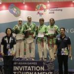 کسب مدال نقره آسیا توسط بانو کوراش کار مشهدی