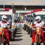 مدیرعامل هلال احمر خراسان رضوی اعلام کرد: وقوع ۴۰۹ حادثه در تابستان/ جزئیات خدمت به زائران اربعین و پایان صفر