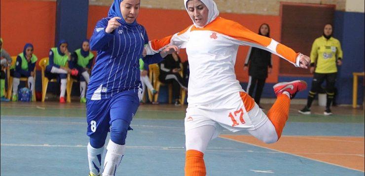 همزمان با نهمین دوره مسابقات محلات مشهد؛ منطقه ۴ میزبان مسابقات شهری فوتسال بانوان شد