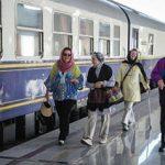 ۱۵ مهر ماه صورت می گیرد: ورود قطار گردشگری «قلب ایران» از مرز ریلی سرخس