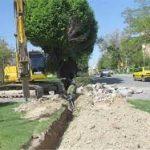 در راستای کاهش هزینه ها و حذف حمل تانکری آب صورت گرفت؛ اتصال خط انتقال چاه آب پنجتن ۴۵ به بوستان ارم منطقه ۴