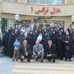 به میزبانی قرارگاه منطقه ای شمالشرق انجام شد؛کاروان زیارتی ایثارگران نیروی زمینی ارتش به مشهد مقدس مشرف شدند