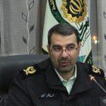 فرمانده انتظامی خراسانرضوی؛ ۸ عامل سرقتهای سریالی در مشهد دستگیر شدند