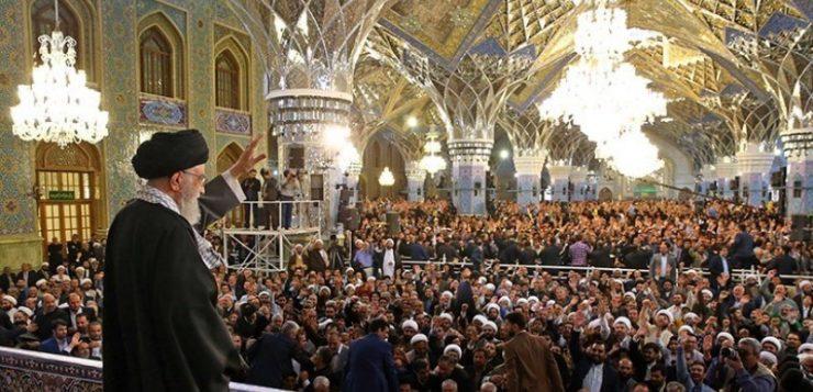آحاد مردم به حضور در سخنرانی نوروزی رهبری در حرم رضوی دعوت شدند