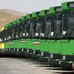 آغاز به کار ۱۰۰ دستگاه اتوبوس جدید در ناوگان اتوبوسرانی مشهد