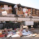 ۱۲۳ میلیارد تومان کالای قاچاق در استان خراسانرضوی کشف شد