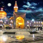 تشرف۶ زائرسوئدی به دین اسلام در حرم مطهر رضوی
