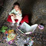 کودک ۴ ساله مشهدی در سایه غفلت والدین منزل مسکونی را به آتش کشید