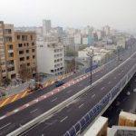 نخستین خیابان دو سطحی شرق کشور تا پایان امسال به بهره برداری میرسد