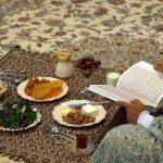 تغذیه سحرگاهی در ماه مبارک رمضان