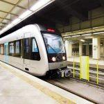 با حضور رئیس جمهور اتصال خط یک و دو قطار شهری صورت گرفت؛ گام اول ایجاد شبکه ریلی درون شهری مشهد