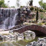 آمادگی باغ گیاهشناسی برای بازدید زائران و گردشگران در تابستان ۹۵