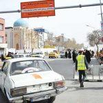 افزایش ساعت اجرای طرح ترافیک هسته مرکزی مشهد از فردا