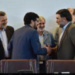 معارفه دبیر شورای امر به معروف و نهی از منکر و مسئول امور ایثاگران شهرداری مشهد