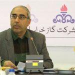 روند پیشرفت پروژههای گازرسانی استان مثبت است