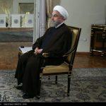 گفت وگوی تلویزیونی روحانی بازگو کننده همراهی کامل رییس جمهوری با رهبر انقلاب