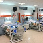 """بهره برداری از ICU عمومی"""" کلاهان """" بیمارستان قائم(عج)"""