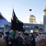 اعلام برنامههای تاسوعا و عاشورای حسینی در حرم مطهر رضوی