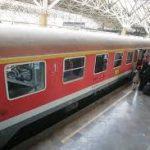 افزایش ۱۰ رام قطار فوق العاده در مسیر مشهد به خرمشهرو بالعکس جهت جابجایی زائرین اربعین